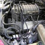 Jedno starší Audi