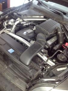 BMW X7 valvetronic